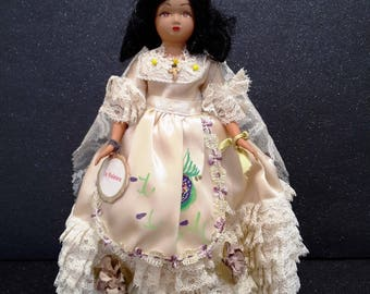 "vintage french ""Jany"" doll"