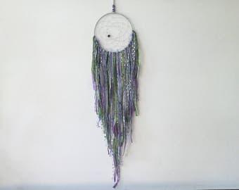 Dreamcatcher - dream catcher, boho dreamcatcher, large dreamcatcher, handmade, wall hanging, gift for her, gift for women