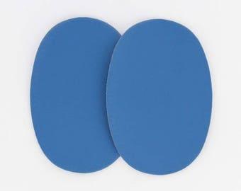 Elbow blue vinyl