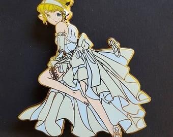 Kawaii Cinderella Chobits Fantasy Pin
