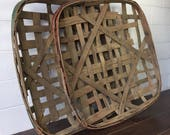 Vintage Tobacco Baskets, ...