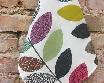 Scandinavian Towel,Linen Towel, Pure Linen Tea Towel, 100% Flax Kitchen Towel, Scandinavian design, Christmas gift