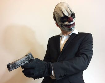 Chains mask Payday 2 inspired