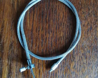 Vintage Metal Cord Cable release 48 cm for SLR/Rangefinder Cameras