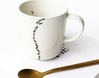 "Mug ""ANTS"""