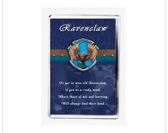 Ravenclaw Fridge Magnet from Harry Potter - FREE UK PP