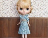 Blythe outfit  *Meadow Dress*