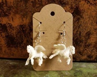 Flying Pegasus Earrings!