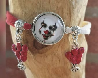 Pennywise bracelet your choice of new or old