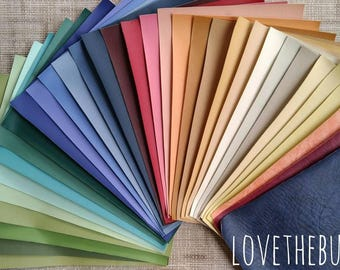 Pvc Leather Sheets, PU leather sheets, Faux Leather Sheets, Synthetic leather sheets, Faux Leather Fabric for craft handmade project
