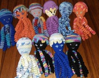 FREE Octopus, Octopus crochet Octopus toy Octopus premature