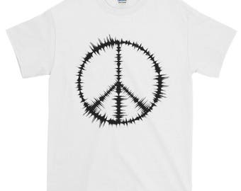 Graphic Peace SIgn T-Shirt