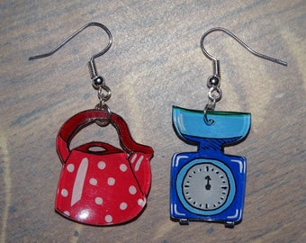 earrings for reckless stove!