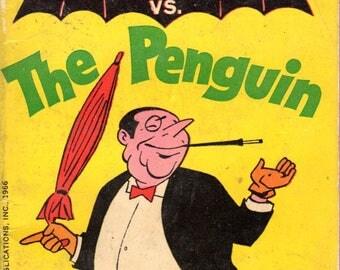 Batman vs The Penguin (Batman #4)