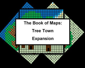 The Book of Maps: Tree Town