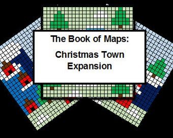 The Book of Maps: Christmas Town