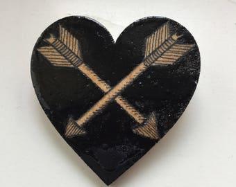 Arrows Inked Badge