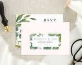 Rustic Wedding Address Sticker - Return Address Label Wedding - Wedding RSVP Address - Return Address Sticker - Wedding Return Address Label