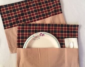 Picnic Placemats - Set of Four