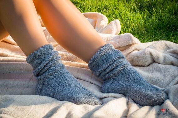 grayhand knitted wool socks sleeping socks warm winter. Black Bedroom Furniture Sets. Home Design Ideas