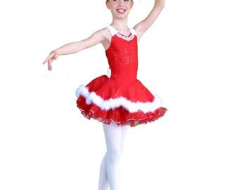 Little red costume Christmas