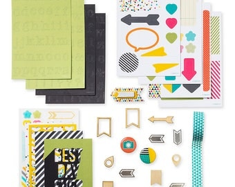 Stampin Up! Everyday Adventure Project Life Accessory Pack