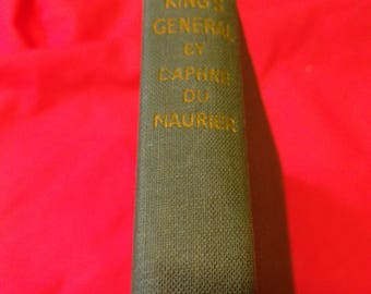 The king's general by Daphne Du Maurier first edition 1946