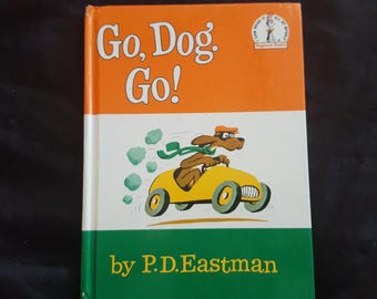 Dr Suess Go Dog Go