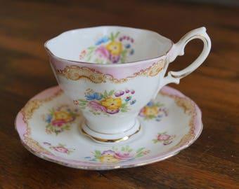 Royal Albert Teacup & Saucer