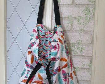 Tote bags shopping bags Springs long handle