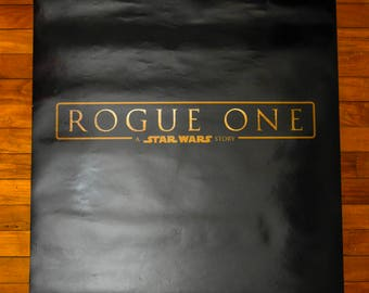 Star Wars - ROGUE ONE Marquee Poster