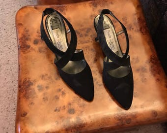 Nordstrom vintage private collection shoes