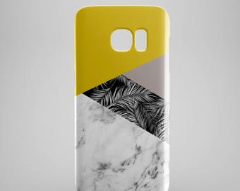 Tropical Marble phone case for Samsung Galaxy S8, Samsung Galaxy S8 Plus, Samsung galaxy note 8, Samsung galaxy note 5, phone covers