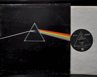 Rock LP -  Pink Floyd, the Dark Side of the Moon, Harvesst, SMAS-11163, David Gilmour, Roger Waters, Nick Mason, Richard Wright, 1973