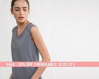 Grey Dress,Little Black Dress,summer Dress,short grey dress,Basic Dress,grey roun dneck dress,short sleeve grey Dress,classic grey dress