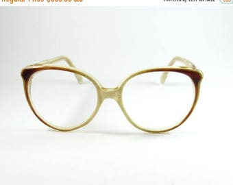 Vintage Eyeglasses, Valentino 004, Cat Eye Glasses, 70s, Womens Sunglasses, Gift for Her, Vintage Sunglasses, Designer Glasses, Cat Eye