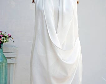 Cotton Dress | White Beach Dress