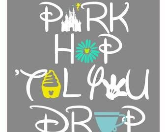 park hop svg, disney svg, disneyland svg, svg disney, svg disneyland, mickey svg, mickey mouse, disneyworld, disney world, park hop drop,svg
