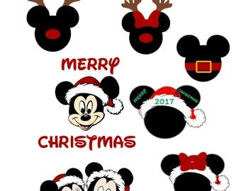 christmas svg, disney christmas svg, svg christmas svg, disney svg, mickey svg, minnie svg, mickey christmas, minnie christmas, svg disney