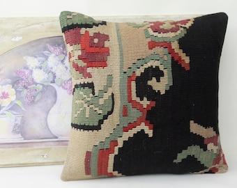 cuscino divano cuscino kilim vintage soggiorno decoratioon