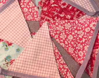 Poly/cotton bunting 10 flags