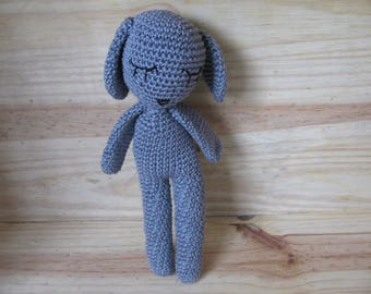 the toy entirely handmade crochet cotton