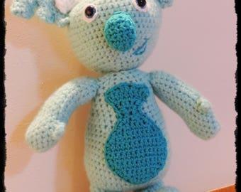 Koala plush crochet or amigurumi