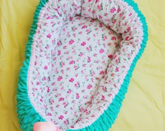 Cosleeper,babynest,baby nest, baby cocoon,baby nest bed,baby bed,sleeping nest,plush baby nest, baby shower gift,sleeping bed,new baby gift