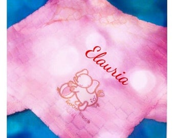 Cover personalize baby's name