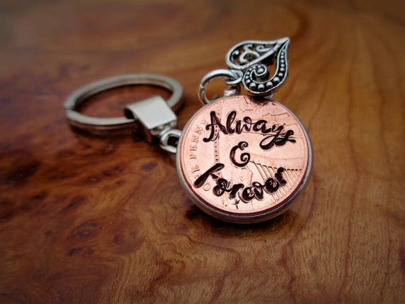 Copper Wedding Anniversary Gifts For Her: 22nd Wedding Anniversary Gift 1995 Lucky Copper Penny
