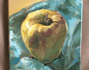 Alla Prima Green Apple 2 *Original*