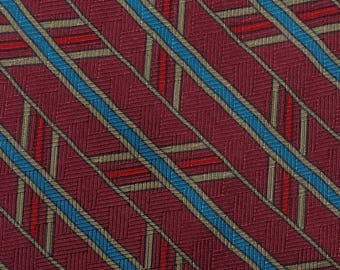 ON SALE Echo 100% Silk  Men's Necktie Made In Italy - Free US Shipping    13E