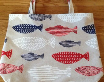 Fish Market Bag