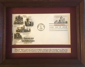 American Architecture Collectible